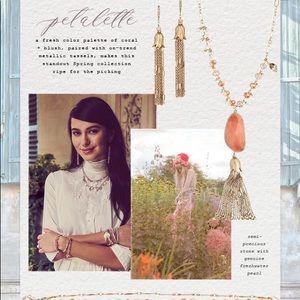 Chloe + Isabel Jewelry - Petalette Two-Row bracelet